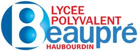 Site officiel du lycée Beaupré, Haubourdin (59)
