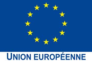 Drapeau-Union-europeenne-avec-logo-UE